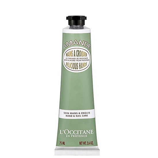 L'Occitane Almond Delicious Hands Hand & Nail Cream 75ml