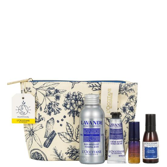L'Occitane Rest & Reset Collection Bodycare Gift Set