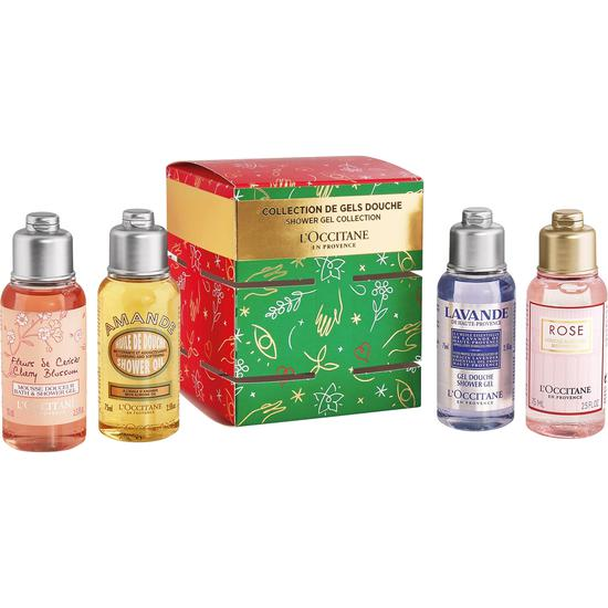 L'Occitane Shower Gel Collection Bodycare Gift Set