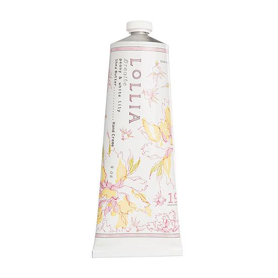 Wish Perfumed Shea Butter Hand Cream   Lollia   Shea butter
