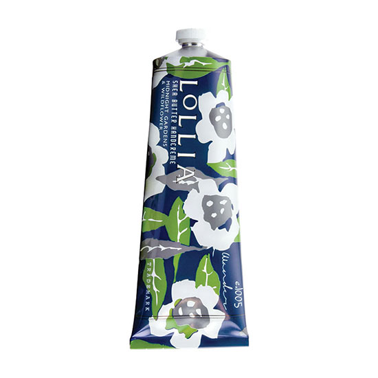 Lollia WANDER Midnight Gardens & Wildflowers Hand Cream