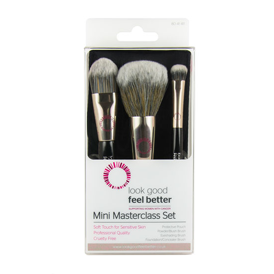 Look Good Feel Better Mini Masterclass Brush Set