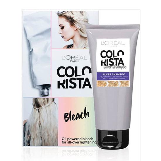 L Oréal Paris Colorista Bleached Hair Kit  76e588df299