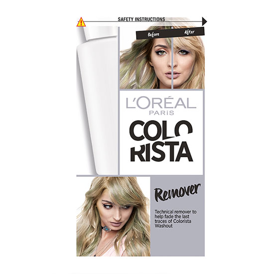 L'Oréal Paris Colorista Hair Colour & Dye Remover