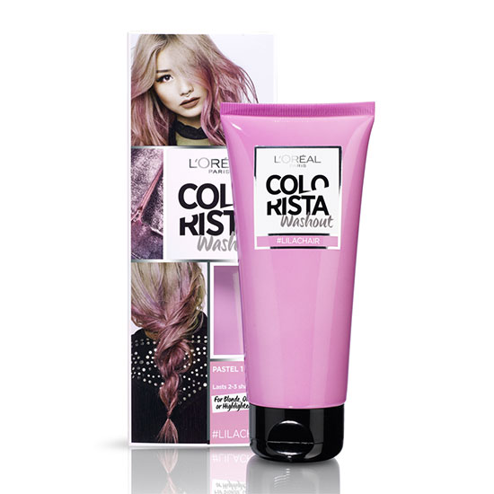 L'Oréal Paris Colorista Washout Semi-Permanant Hair Dye