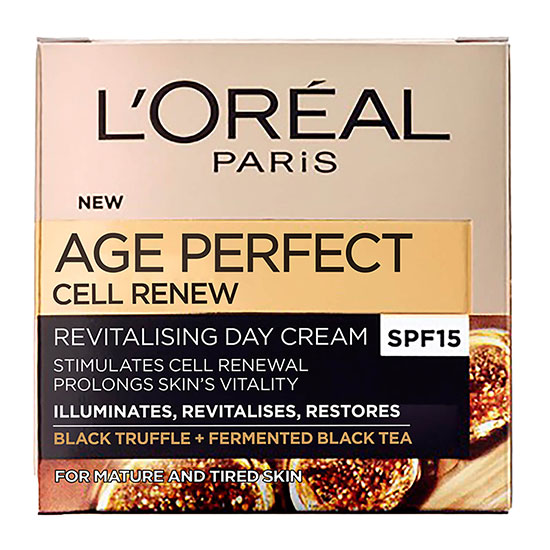 L'Oreal Paris Dermo Expertise Age Perfect Cell Renew Advanced Restoring Day Cream SPF15