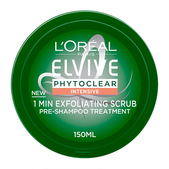 L'Oréal Paris Elvive Phytoclear Anti-Dandruff 1 Minute Exfoliating Scrub