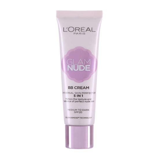 Nude Magique BB Cream by LOreal Paris Medium Skin Tone