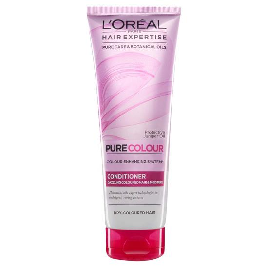 L'Oreal Paris Hair Expertise EverPure Colour Care & Moisturising Conditioner 250ml