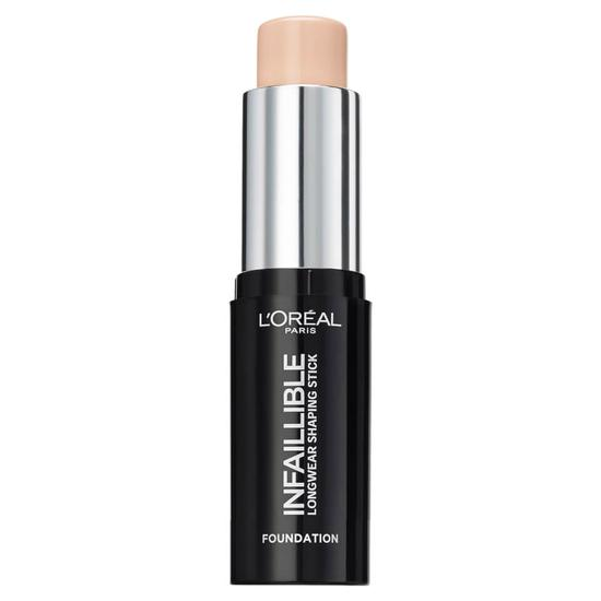 L'Oreal Paris Infallible Shaping Stick Foundation 130-Vanilla