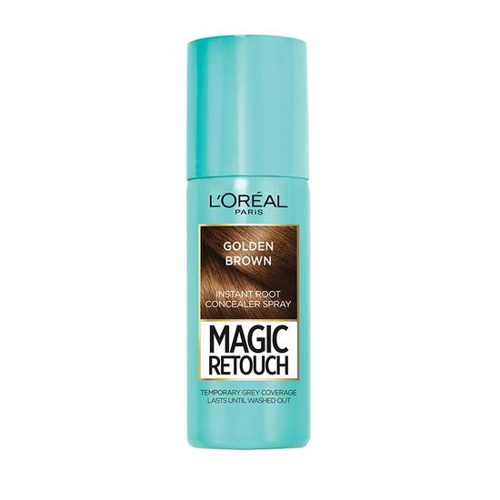 L'Oreal Paris Magic Retouch Instant Root Concealer Spray Golden Brown