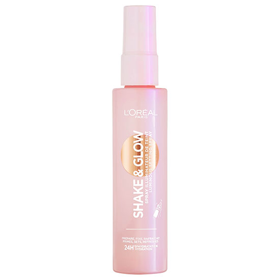 L'Oreal Paris Shake & Glow Luminous Setting Spray
