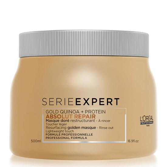 L'Oréal Professionnel Serie Expert Absolut Repair Gold Mask Lightweight Touch 500ml