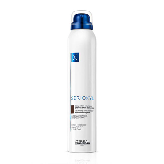 L'Oréal Professionnel Serioxyl Volumising Coloured Spray Brown 250ml