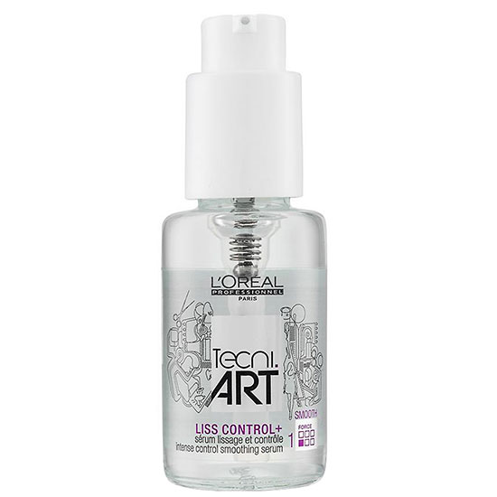 L'Oréal Professionnel Tecni Art Liss Control+ Intense Control Smoothing Serum 50ml
