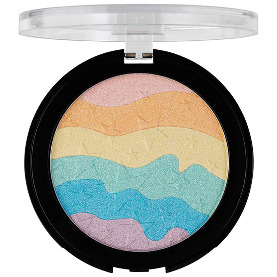 Lottie London Rainbow Highlighter Mermaid Glow
