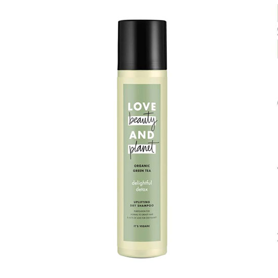Love Beauty and Planet Delightful Detox Dry Shampoo 245ml
