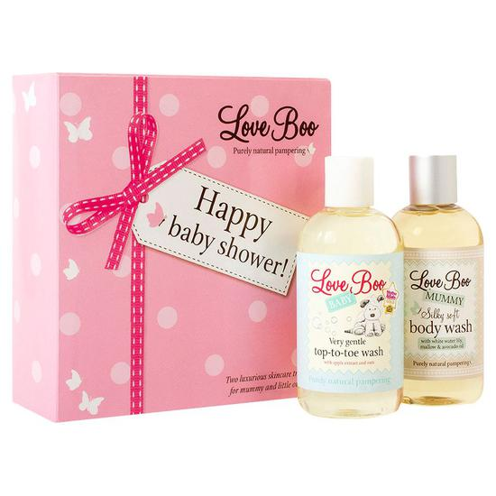 Love Boo Happy Baby Shower Body Wash & Top To Toe