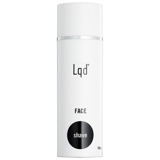 Lqd Skin Care Face Shave Cream