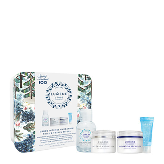 Lumene Nordic Hydra Trial & Travel Ritual Gift Set