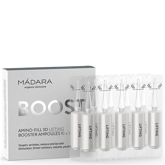 MADARA Boost Amino Fill 3D Lifting Booster Ampoules x 10