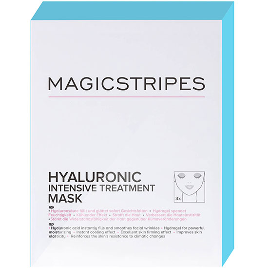 Magicstripes Hyaluronic Treatment Mask x 3
