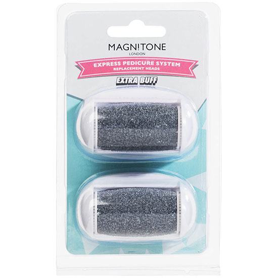Magnitone Well Heeled! Replacement Roller Extra Buff x2