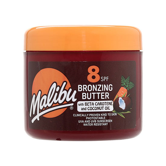 Malibu Bronzing Body Butter With Carotene SPF 8 300ml