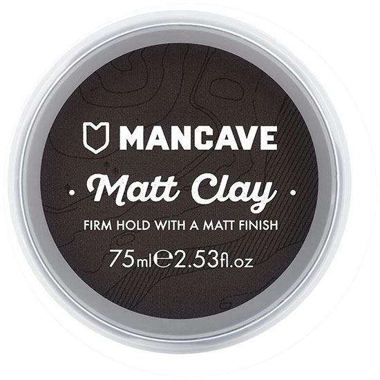 ManCave Matte Hair Clay
