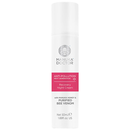 Manuka Doctor Anti-Pollution Recovery Night Cream 50ml