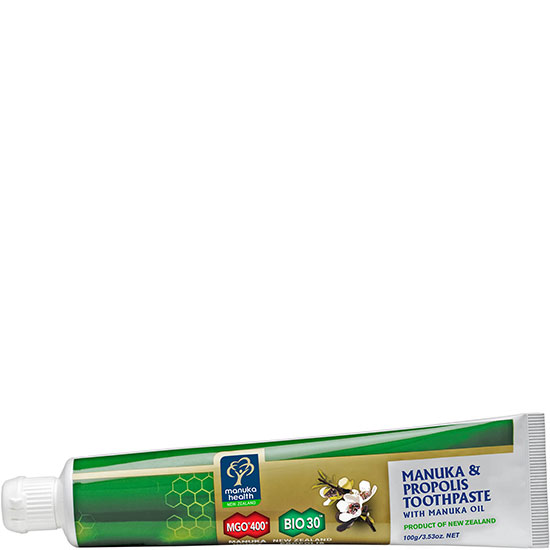 Manuka Health Propolis & MGO 400 Toothpaste With Manuka Oil