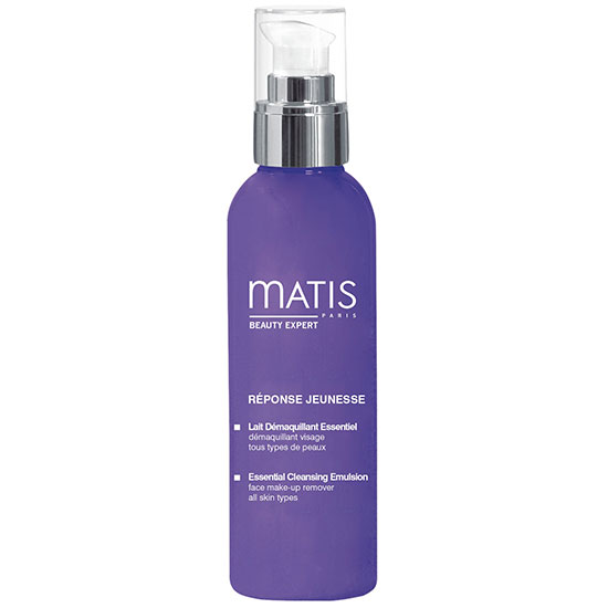 Matis Paris Reponse Jeunesse Essential Cleansing Emulsion For All Skin Types 200ml