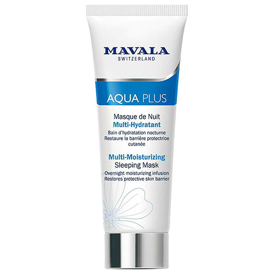 Mavala Aqua Plus Multi Moisturising Sleeping Mask
