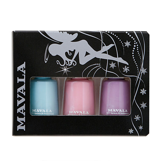 Mavala Delicious Nail Colour Trio
