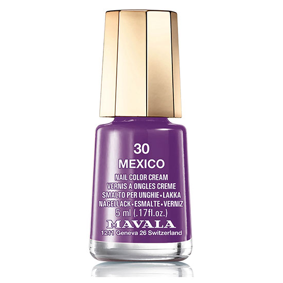 Mavala Mexico Nail Colour