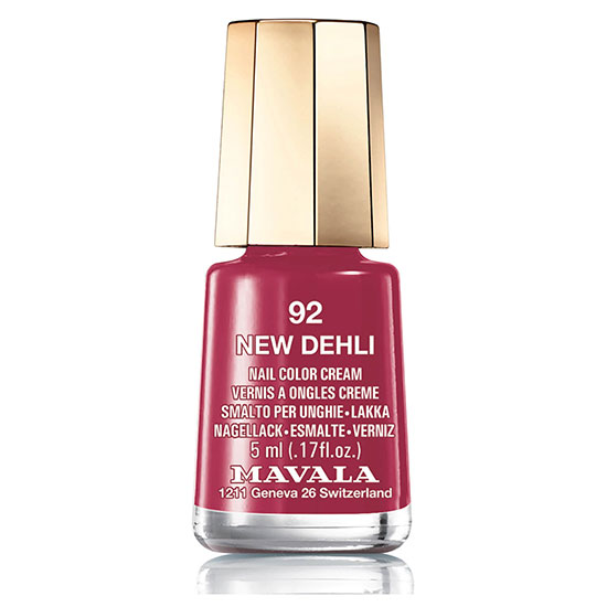 Mavala New Delhi Nail Colour