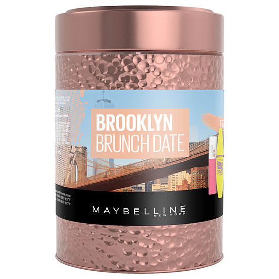Maybelline New York Brooklyn Brunch Gift Set