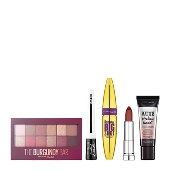 Maybelline Night In New York Makeup Kit