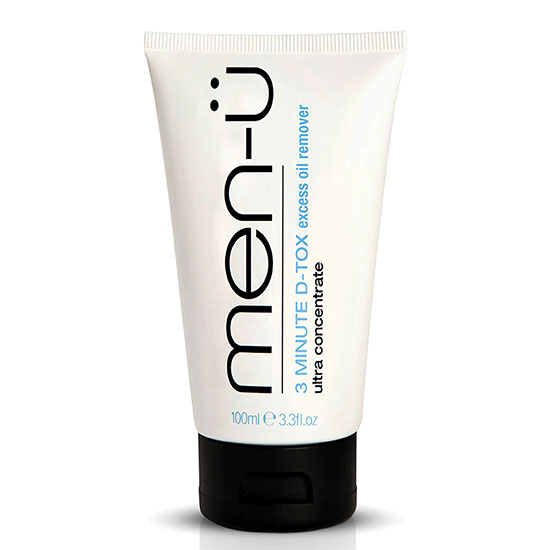 men-ü D Tox Deep Clean Clay Mask