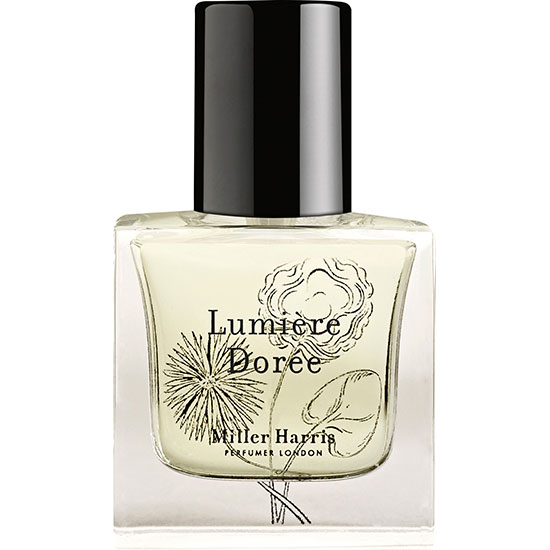 Miller Harris Lumiere Doree Eau De Parfum 14ml