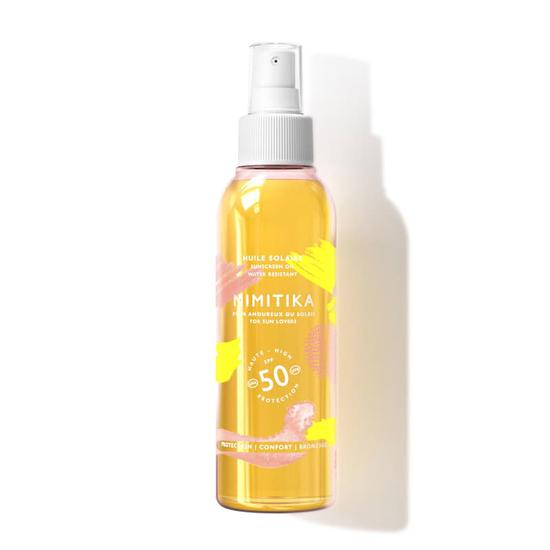 Mimitika Sunscreen Body Oil SPF50 150ml
