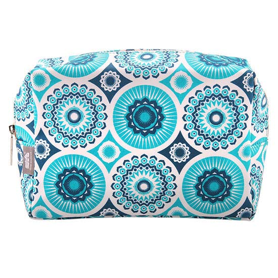 Mini Moderns Wash Bag Medium Darjeeling