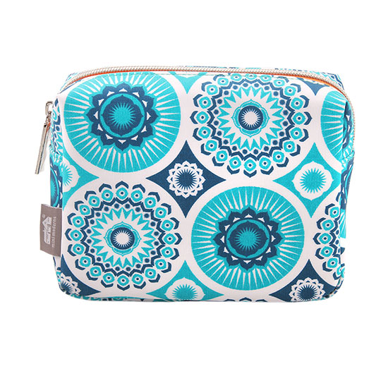 Mini Moderns Wash Bag Travel Size Darjeeling