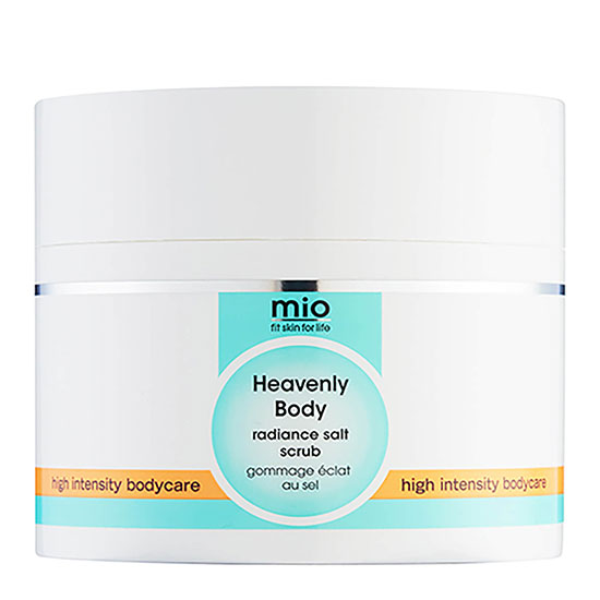 Mio Skincare Heavenly Body Radiance Salt Scrub