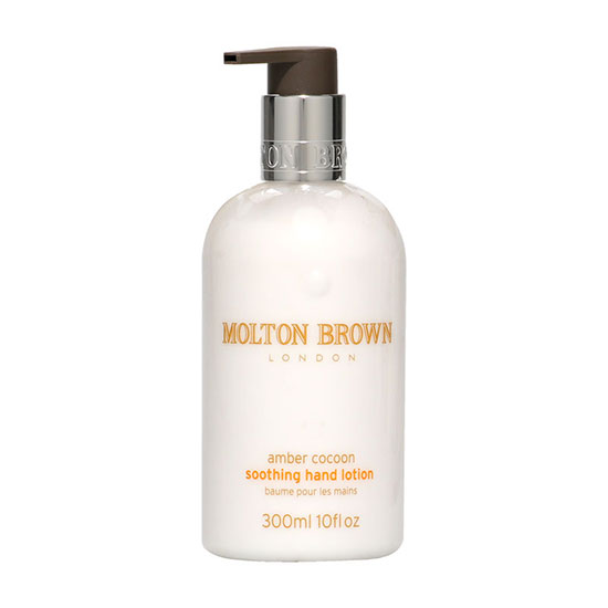 Molton Brown Amber Cocoon Soothing Hand Lotion 300ml