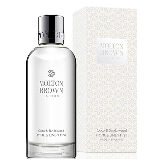 Molton Brown Coco & Sandalwood Home & Linen Mist 100ml