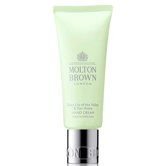 Molton Brown Dewy Lily of the Valley & Star Anise Hand Cream