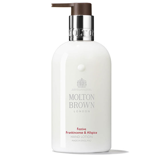 Molton Brown Festive Frankincense & All Spice Hand Lotion