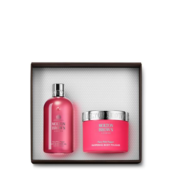 Molton Brown Fiery Pink Pepper Enriching Body Gift Set