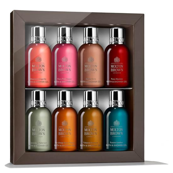Molton Brown Indulge Bathing Travel Collection